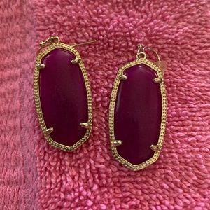 Kendra Scott earring - small